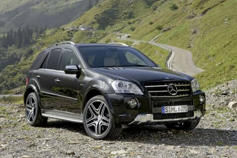 2008 Mercedes-Benz ML350 for sale at Peninsula Motor Vehicle Group in Oakville Ontario NY