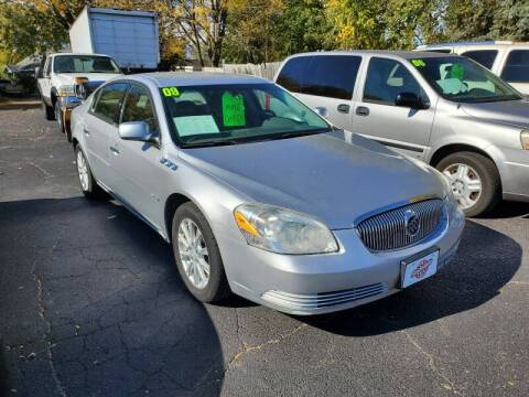 2009 Buick Lucerne for sale at Stach Auto in Edgerton WI