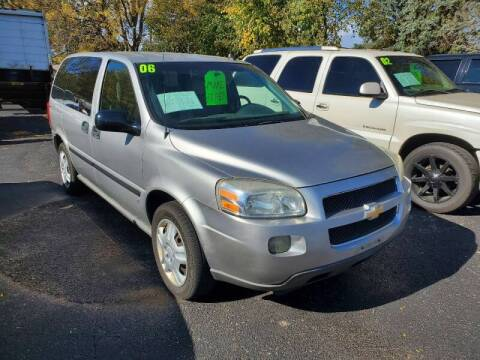 2006 Chevrolet Uplander for sale at Stach Auto in Edgerton WI
