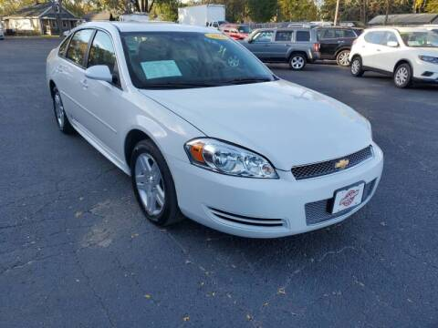 2016 Chevrolet Impala Limited for sale at Stach Auto in Edgerton WI