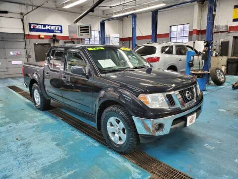 2010 Nissan Frontier for sale at Stach Auto in Edgerton WI