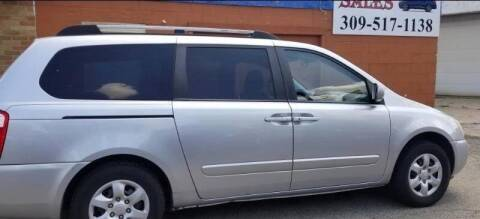 2006 Kia Sedona for sale at Ali Auto Sales in Moline IL