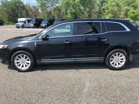 2016 Lincoln MKT Town Car for sale at Corporate Limo in Breinigsville PA