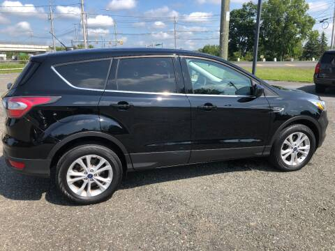2017 Ford Escape for sale at Corporate Limo in Breinigsville PA