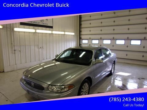 2005 Buick LeSabre for sale at Concordia Chevrolet Buick in Concordia KS