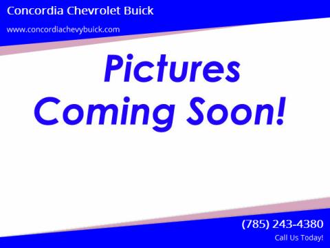 2011 Kia Sorento for sale at Concordia Chevrolet Buick in Concordia KS