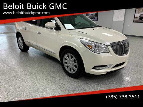 2014 Buick Enclave for sale at Beloit Buick GMC in Beloit KS