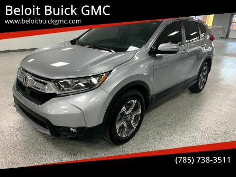 2018 Honda CR-V for sale at Beloit Buick GMC in Beloit KS