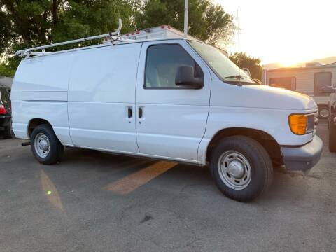 2006 Ford E-Series Cargo for sale at 775 Auto Group in Carson City NV
