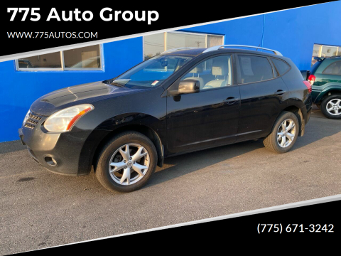 2009 Nissan Rogue for sale at 775 Auto Group in Carson City NV
