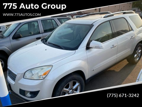 2008 Saturn Outlook for sale at 775 Auto Group in Carson City NV