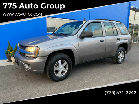 2006 Chevrolet TrailBlazer for sale at 775 Auto Group in Carson City NV