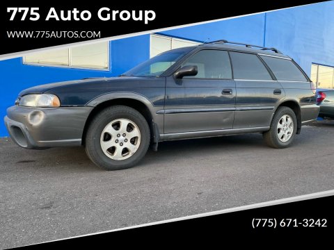 1998 Subaru Legacy for sale at 775 Auto Group in Carson City NV