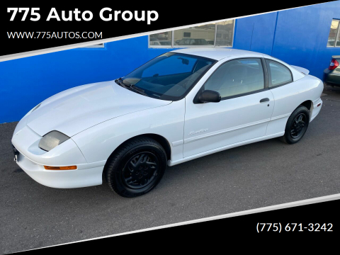 1997 Pontiac Sunfire for sale at 775 Auto Group in Carson City NV