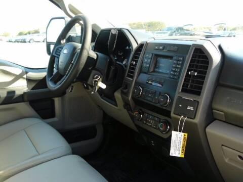 2019 Ford F-550 Super Duty