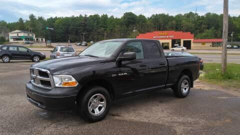 2009 Dodge Ram Pickup 1500 for sale at Pepp Motors in Marquette MI