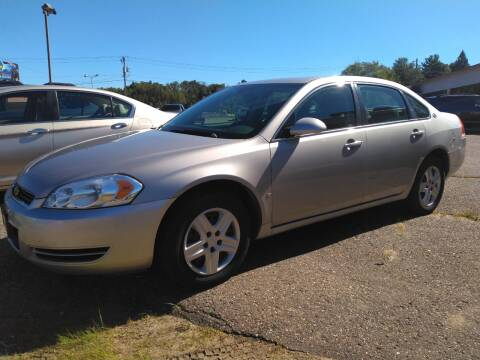 2008 Chevrolet Impala for sale at Pepp Motors in Marquette MI