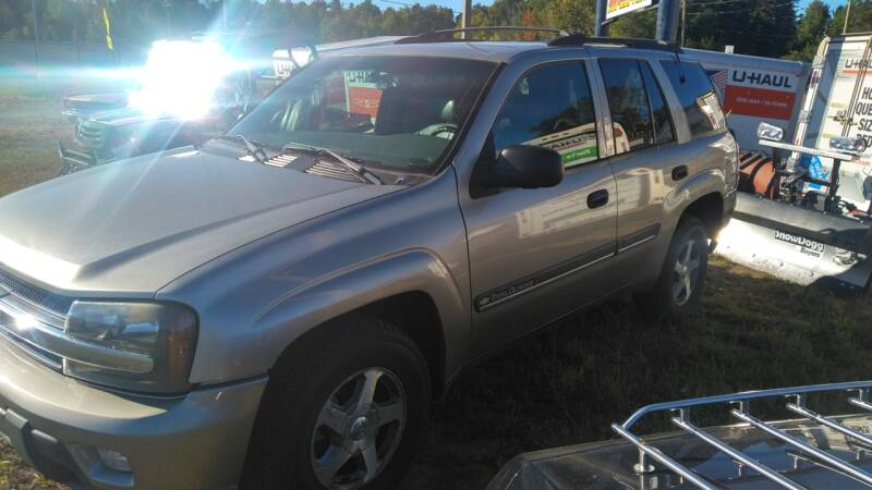 2002 Chevrolet TrailBlazer for sale at Pepp Motors in Marquette MI