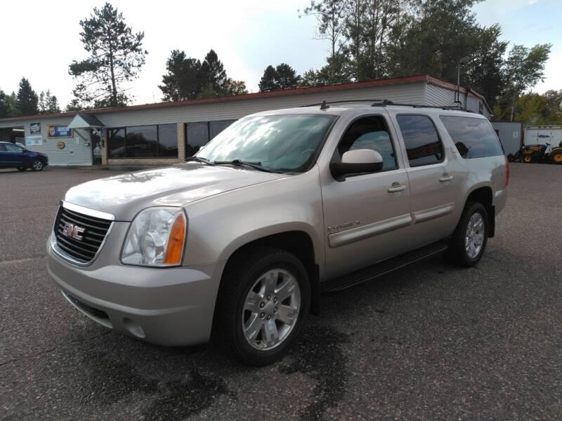 2008 GMC Yukon XL for sale at Pepp Motors in Marquette MI