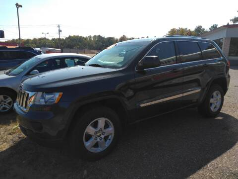 2011 Jeep Grand Cherokee for sale at Pepp Motors in Marquette MI