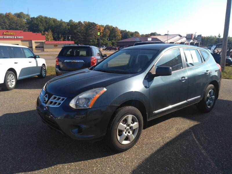 2012 Nissan Rogue for sale at Pepp Motors in Marquette MI
