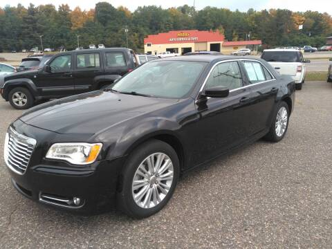 2014 Chrysler 300 for sale at Pepp Motors in Marquette MI