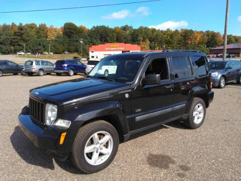 2009 Jeep Liberty for sale at Pepp Motors in Marquette MI