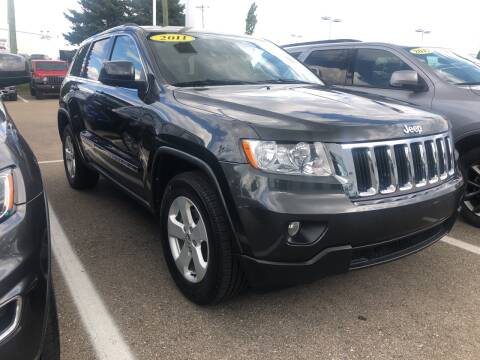2011 Jeep Grand Cherokee for sale at MILLENNIAL AUTO GROUP in Farmington Hills MI