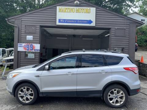 2013 Ford Escape for sale at Martino Motors in Pittsburgh PA