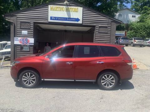 2013 Nissan Pathfinder for sale at Martino Motors in Pittsburgh PA