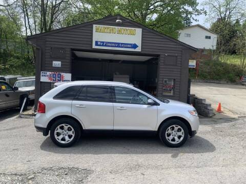 2013 Ford Edge for sale at Martino Motors in Pittsburgh PA