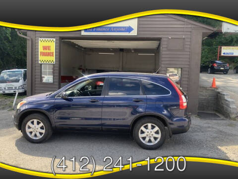 2008 Honda CR-V for sale at Martino Motors in Pittsburgh PA