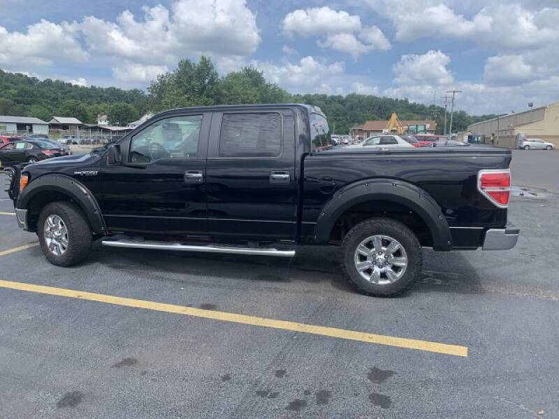 2009 Ford F-150 for sale at Martino Motors in Pittsburgh PA