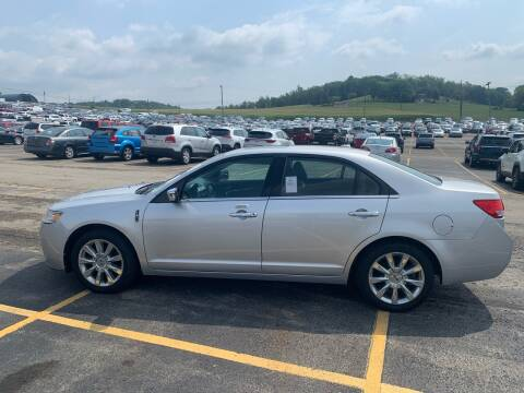 2011 Lincoln MKZ for sale at Martino Motors in Pittsburgh PA