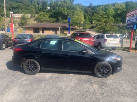 2016 Ford Focus for sale at Martino Motors in Pittsburgh PA