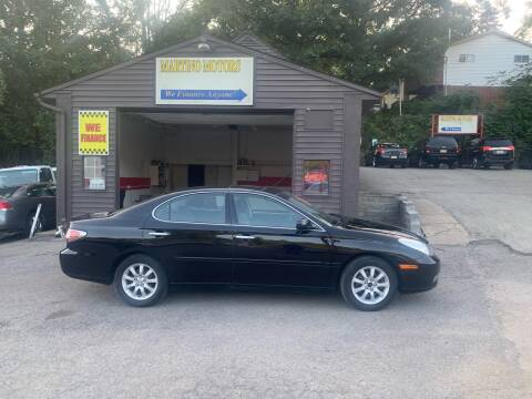 2004 Lexus ES 330 for sale at Martino Motors in Pittsburgh PA
