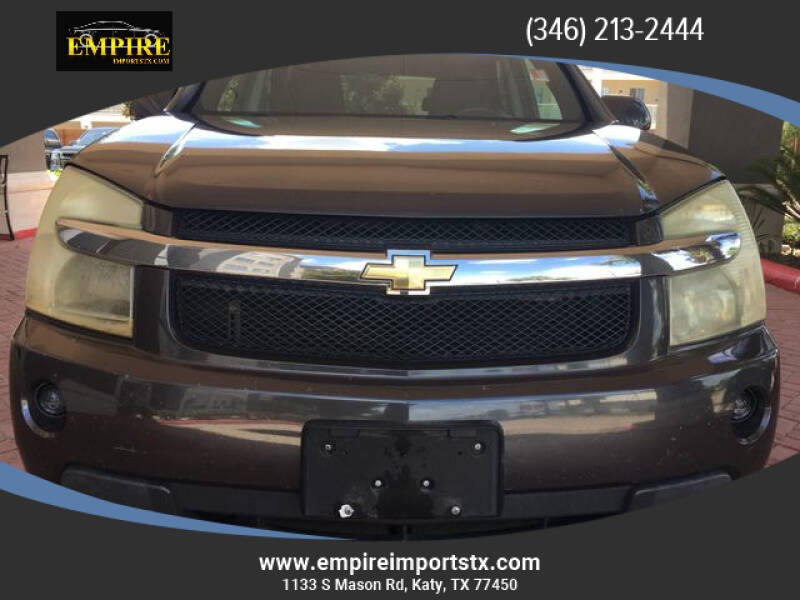 2007 Chevrolet Equinox for sale at EMPIREIMPORTSTX.COM in Katy TX