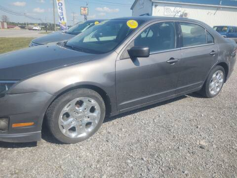 2011 Ford Fusion for sale at Mr E's Auto Sales in Lima OH
