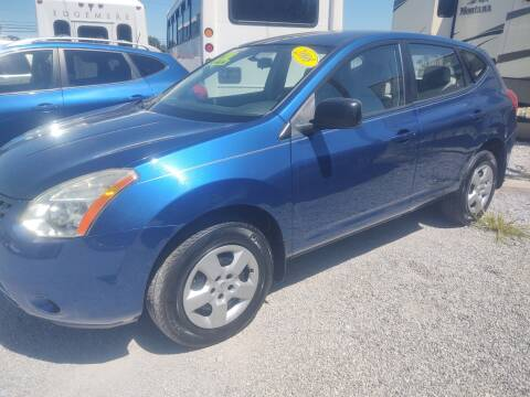 2008 Nissan Rogue for sale at Mr E's Auto Sales in Lima OH