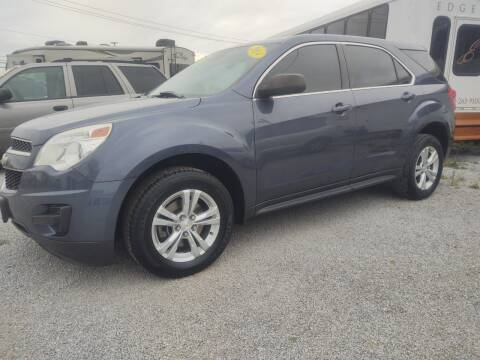 2014 Chevrolet Equinox for sale at Mr E's Auto Sales in Lima OH
