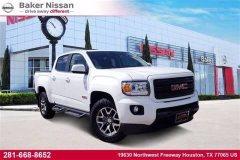 Used Gmc Canyon For Sale In Texas Carsforsale Com