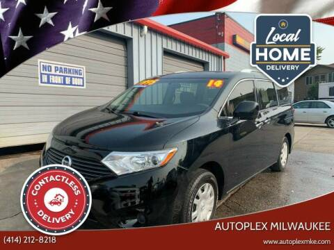 2014 Nissan Quest for sale at Autoplex 2 in Milwaukee WI