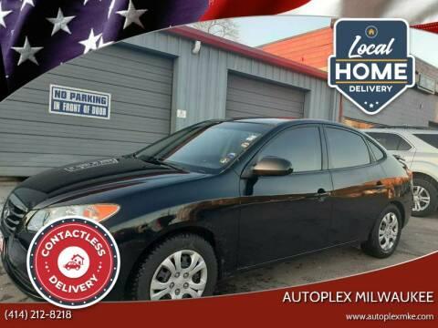 2010 Hyundai Elantra for sale at Autoplex 2 in Milwaukee WI