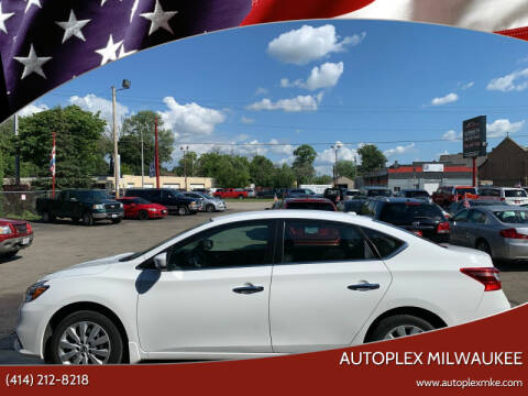 2017 Nissan Sentra for sale at Autoplex 2 in Milwaukee WI