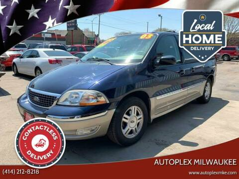 2003 Ford Windstar for sale at Autoplex 2 in Milwaukee WI