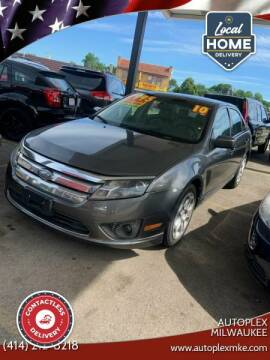 2010 Ford Fusion for sale at Autoplex 2 in Milwaukee WI
