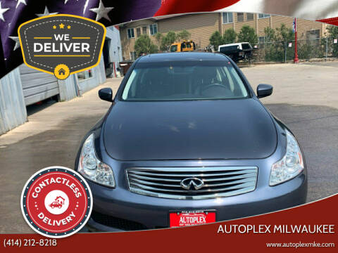 2009 Infiniti G37 Sedan for sale at Autoplex 2 in Milwaukee WI