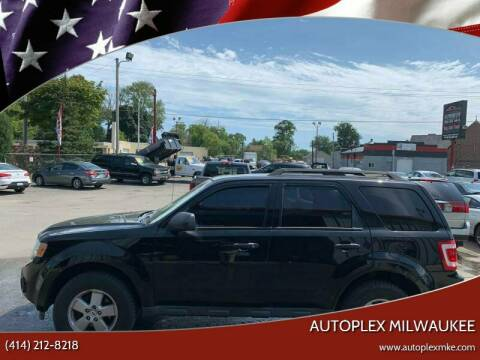 2012 Ford Escape for sale at Autoplex 2 in Milwaukee WI