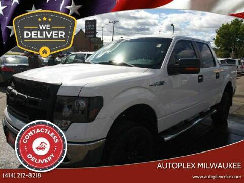 2010 Ford F-150 for sale at Autoplex 2 in Milwaukee WI