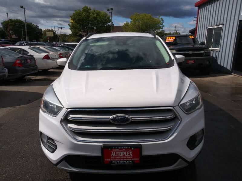 2018 Ford Escape for sale at Autoplex 2 in Milwaukee WI